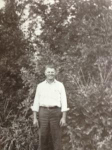 Dad, circa 1941